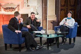 Photo: Facebook du Festival de Prague des écrivains