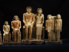 Выставка «Солнечные цари», фото: Архив Чешского египтологического института
