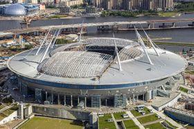 Стадион в Санкт-Петербурге, фото: Ендру Шива CC BY-SA 4.0
