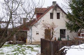 La maison du couple à Dubenec, phoot: CTK