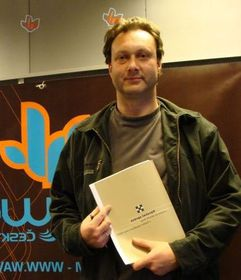 Viktor Mravčík, photo: Radio Wave, ČRo