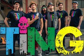 Foto: Presentación oficial de la banda TING