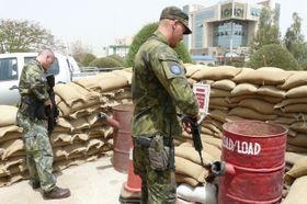 La misión checa en Mali, foto: Jana Růžičková, archivo del Ejército Checo