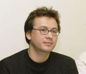 Benjamin Tucek, photo: CTK