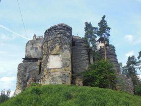 El castillo rocoso de Sloup, foto: Patrik Paprika / CC BY-SA 4.0