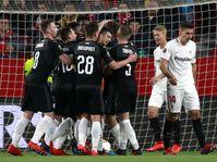 Sevilla - Slavia, photo: ČTK/AP/Miguel Morenatti