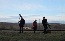 Съемочная группа в России, Фото: Штепан Черноушек