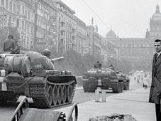 L'exposition Sovětská invaze/Srpen 1968