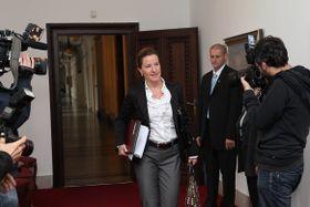 Каролина Пик (Фото: Архив Правительства ЧР)