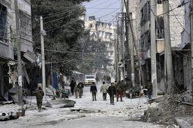 Алеппо, Сирия, Фото: ЧТК