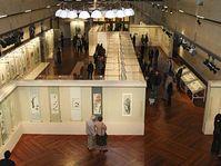Výstava ve Valdštejnské jízdárně