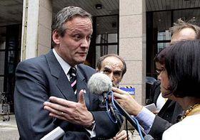 Ministro de RR.EE. checo,  Cyril Svoboda (Foto: CTK)