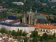 Prague Castle, photo: CTK