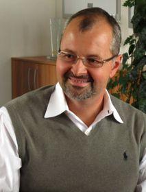 Bohdan Pomahač, photo: Kristýna Maková/ Czech Radio 7 - Radio Prague