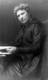 Божена Викова-Кунетицкая - первый чешский депутат - женщина (Фото: ЧТК)