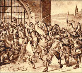 Einfall der Passauer