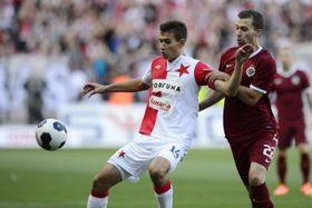 Slavia - Sparta, photo: ČTK