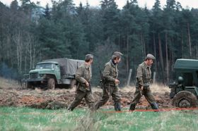 Grenztruppen der DDR (Foto: United States Armed Forces, Wikimedia Commons, Public Domain)