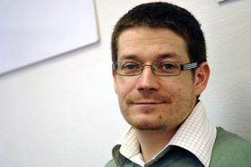 Patrik Nacher, foto: Filip Jandourek, archiv Českého rozhlasu