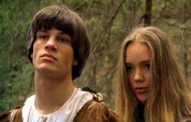 Lucie Vondráčková en la película 'La promesa real'
