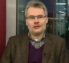 Petr Zídek, photo: ČT