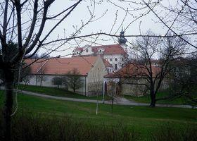 Le couvent de Břevnov, photo: Jaroslava Gregorová