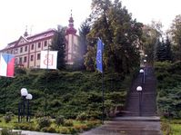 El palacio de Bezdruzice, foto: Ivana Vonderková