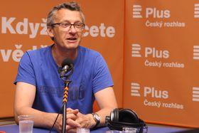 Prokop Tomek, foto: Jana Přinosilová, archiv ČRo
