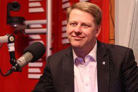 Tomáš Prouza, photo: Jana Trpišovská / Czech Radio
