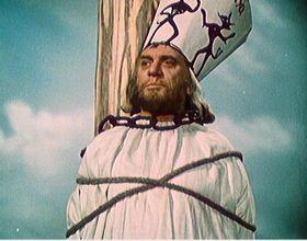 De la película 'Jan Hus' de Otakar Vávra, foto: ČSF