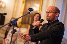 Jiří Hnilica, photo: Štěpán Hon / Site officiel de l'ambassade de France à Prague