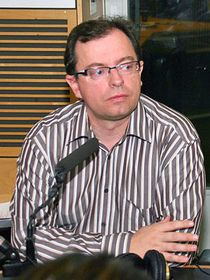 Jaroslav Šebek, foto: Šárka Ševčíková, archiv Českého rozhlasu