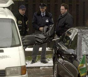 Un jubilado checo mató al cónsul nigeriano, foto: CTK