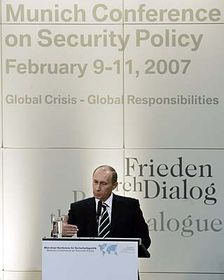 Vladimír Putin (Foto: CTK)