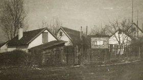 Historický snímek kolonie Na Slatinách, foto: ČT