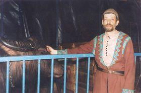 Георгий Соколовскис работал в цирке