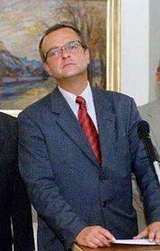 Líder demócrata cristiano, Miroslav Kalousek (Foto: CTK)