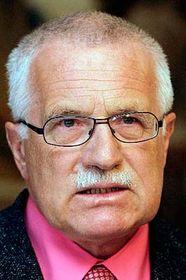 Presidente de la RCh, Václav Klaus (Foto: CTK)