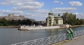 La central eléctrica de Štvanice, foto: Petr Vilgus, Wikimedia CC BY-SA 3.0