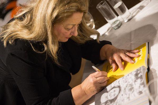 Ivanka Lefeuvre, photo: Site officiel du projet Ženy v disentu / Academia