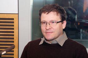 Daniel Münich, foto: Šárka Ševčíková, archiv Českého rozhlasu