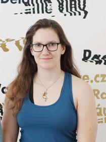 Martina Nacházelová (Foto: Tereza Kunderová, Archiv des Tschechischen Rundfunks)