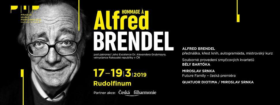 Legendary pianist Alfred Brendel to visit Prague | Radio Prague
