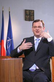 Der tschechische Premier Petr Nečas (Foto: www.vlada.cz)