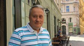 Зорян Попадюк, Фото: Катерина Айзпурвит, Чешское радио - Радио Прага