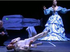Спектакль «L2: Врата жизни», Фото: YouTube, Моравско-Силезский национальный театр