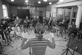 Concept Art Orchestra, photo: Jiří Thýn / Czech Radio