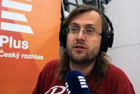 Martin Karlík (Foto: Šárka Ševčíková, Archiv des Tschechischen Rundfunks)