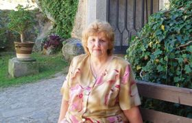 Jiřina Mládková, foto: Autora