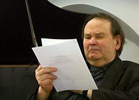 Jiří Kuběna, photo: Petr Veselý, ČRo